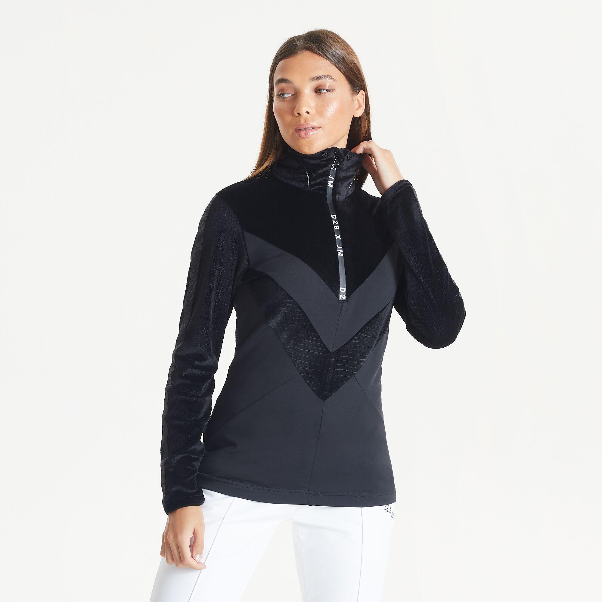 Bluze Termice -  dare2b X JULIEN MACDONALD Nonpareil Core Stretch