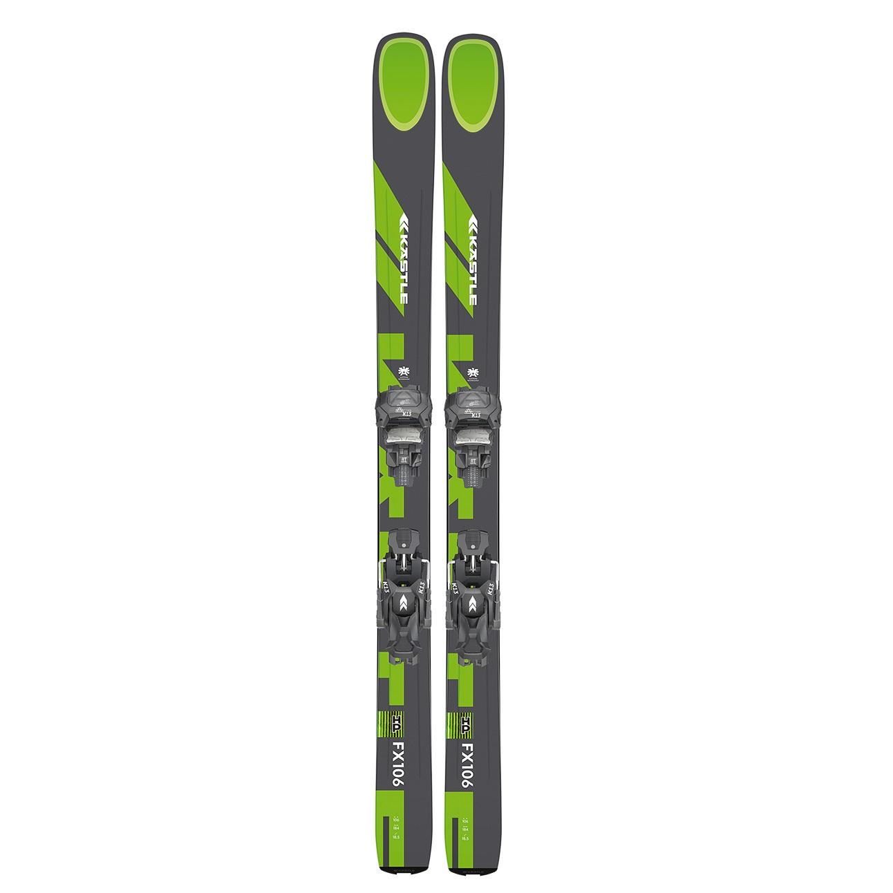 Ski -  kastle FX106 HP + K13 Attack Demo AT