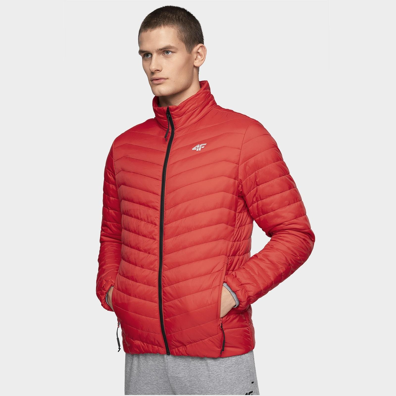 Îmbrăcăminte Iarnă -  4f Men Insulated Primaloft Jacket KUMP002A