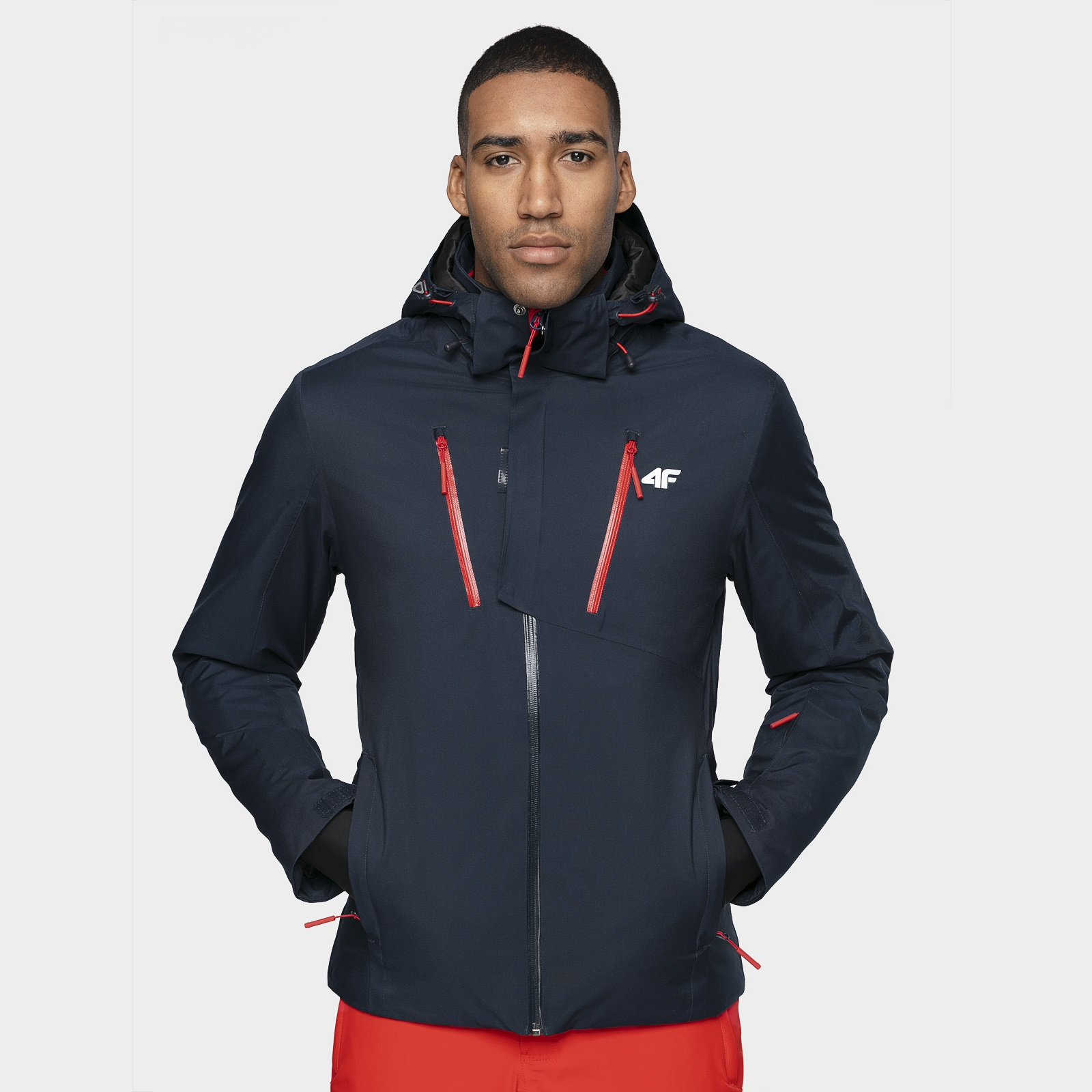 Geci Ski & Snow -  4f Men Ski Jacket KUMN072