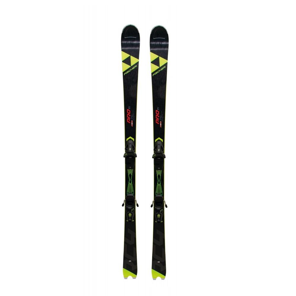 Ski -  fischer RC4 Pro TI + Z11