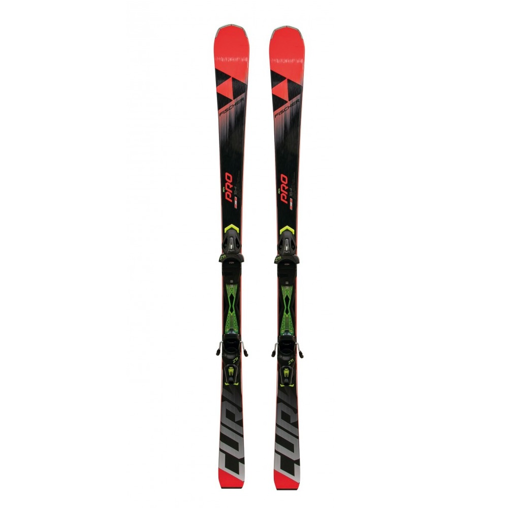 Ski -  fischer RC4 The Curv PRO + RC4 Z11 GW