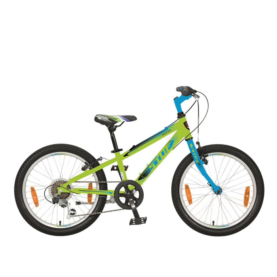 Mountain Bike -  stuf Rocky 20