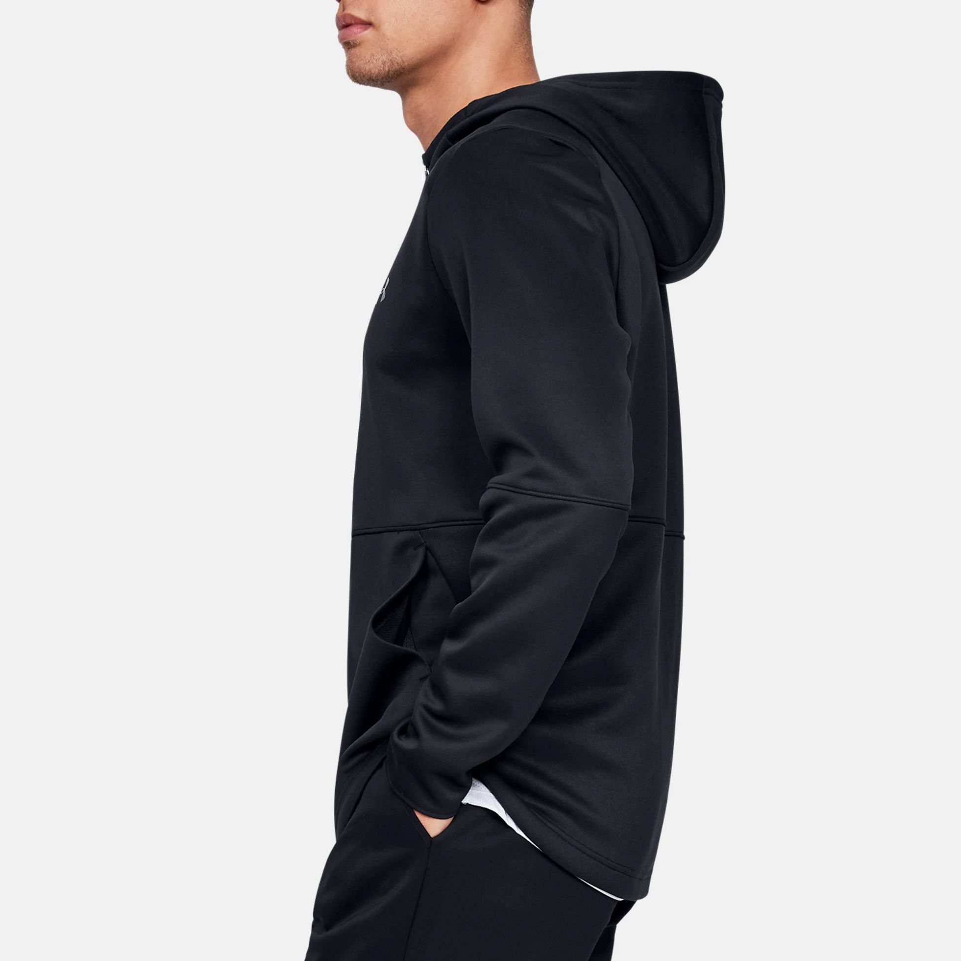 Îmbrăcăminte -  under armour UA MK-1 Warm-Up Full Zip Hoodie 5259