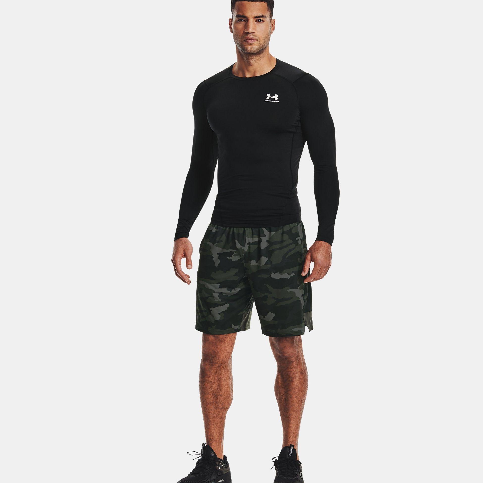 Îmbrăcăminte -  under armour HeatGear Armour Long Sleeve