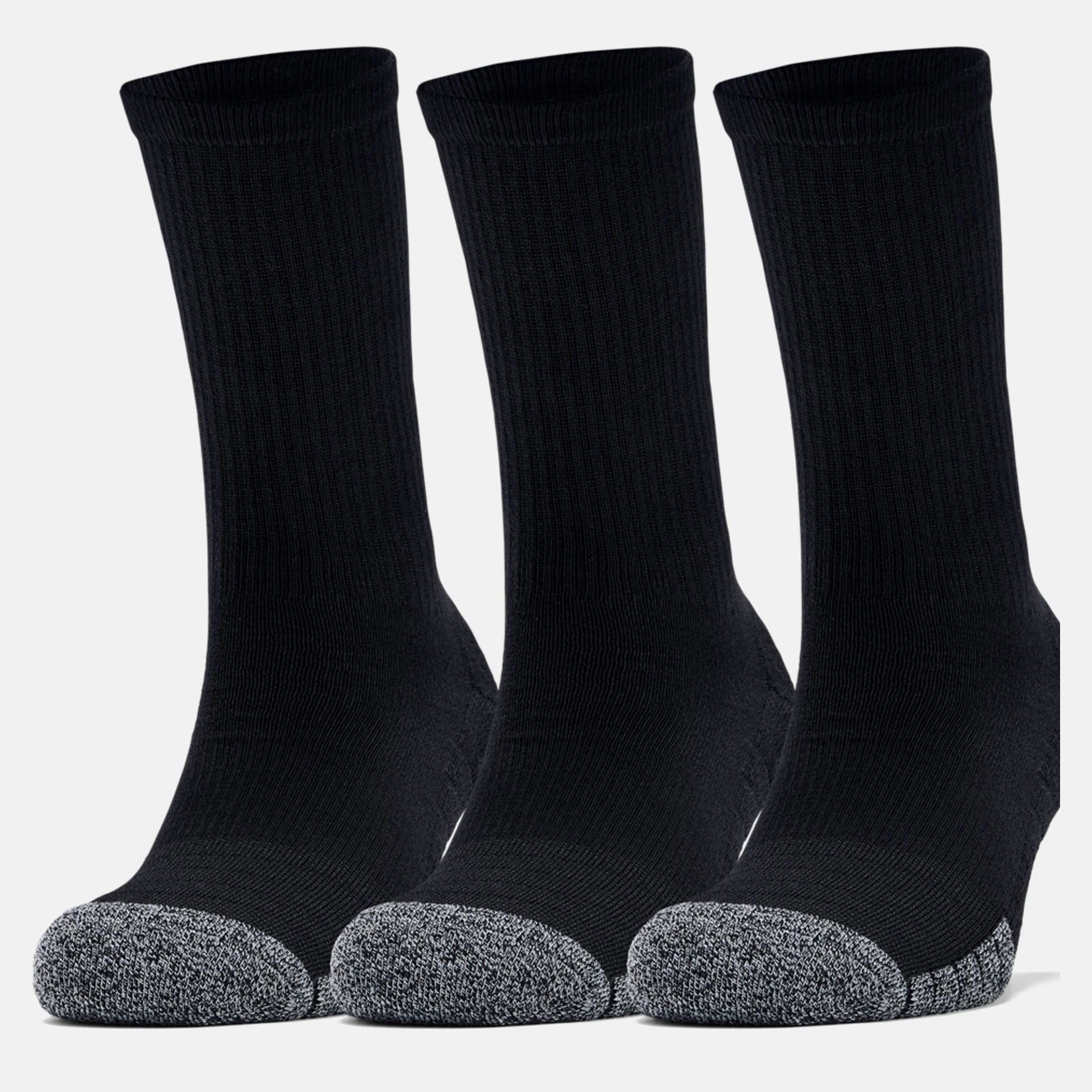 Accesorii -  under armour HeatGear Crew Socks 3 Pack 6751