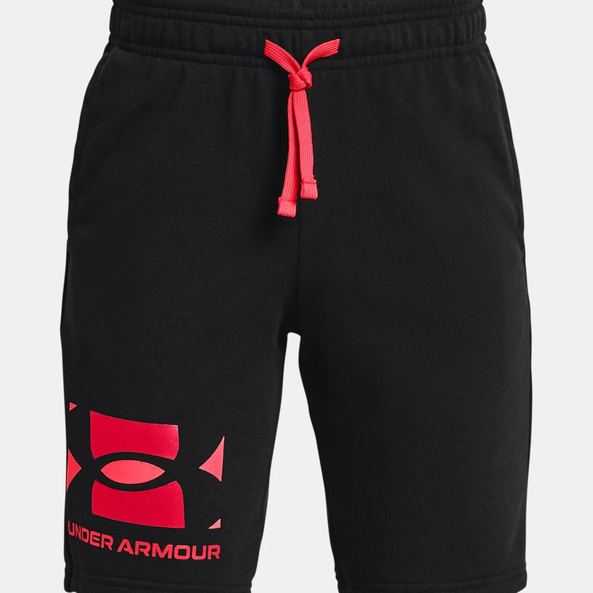 Îmbrăcăminte -  under armour Rival Terry Big Logo Shorts