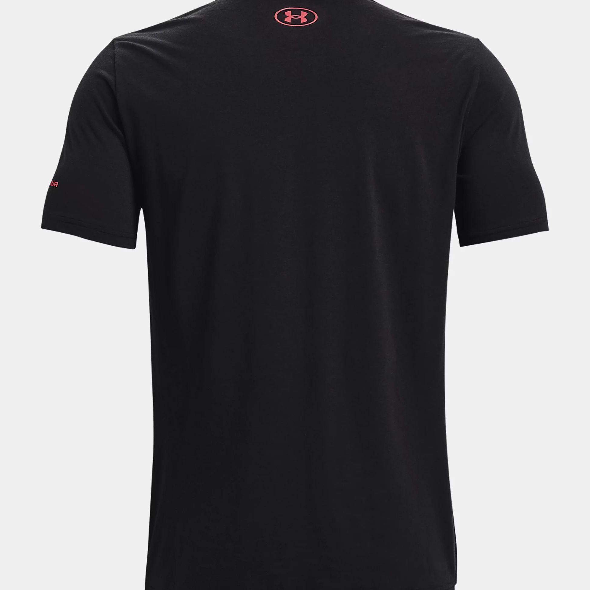 Îmbrăcăminte -  under armour Vertical Wordmark Short Sleeve