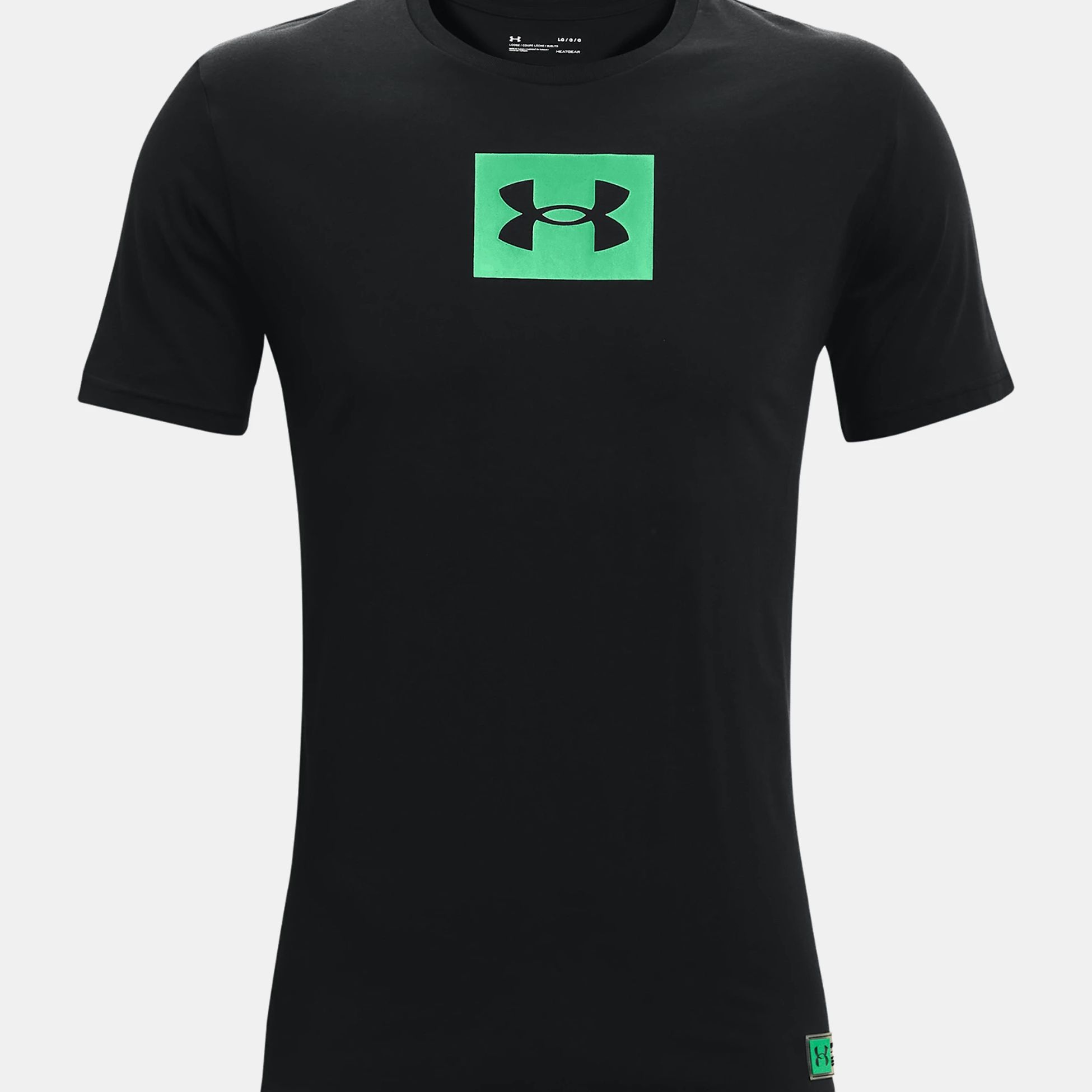 Îmbrăcăminte -  under armour UA Boxed All Athletes Short Sleeve
