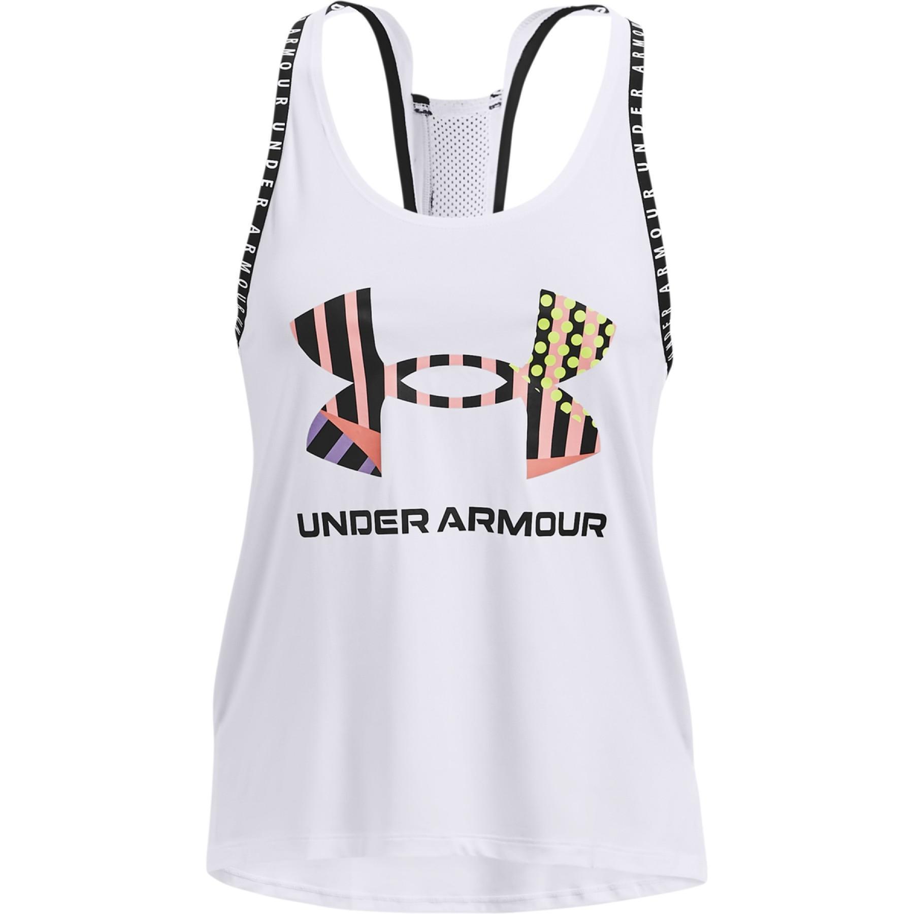 Îmbrăcăminte -  under armour UA Knockout Tank Top Geo