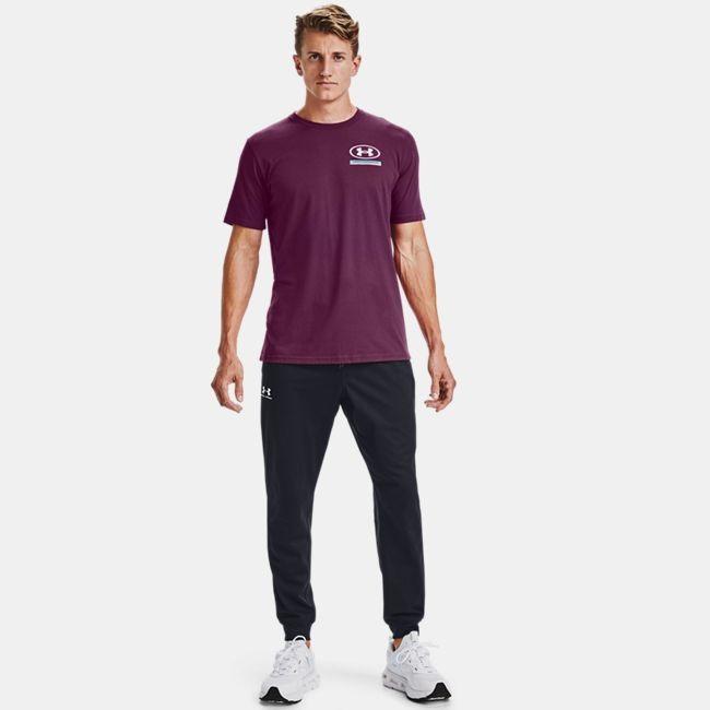 Îmbrăcăminte -  under armour UA Running Cheetah T-Shirt