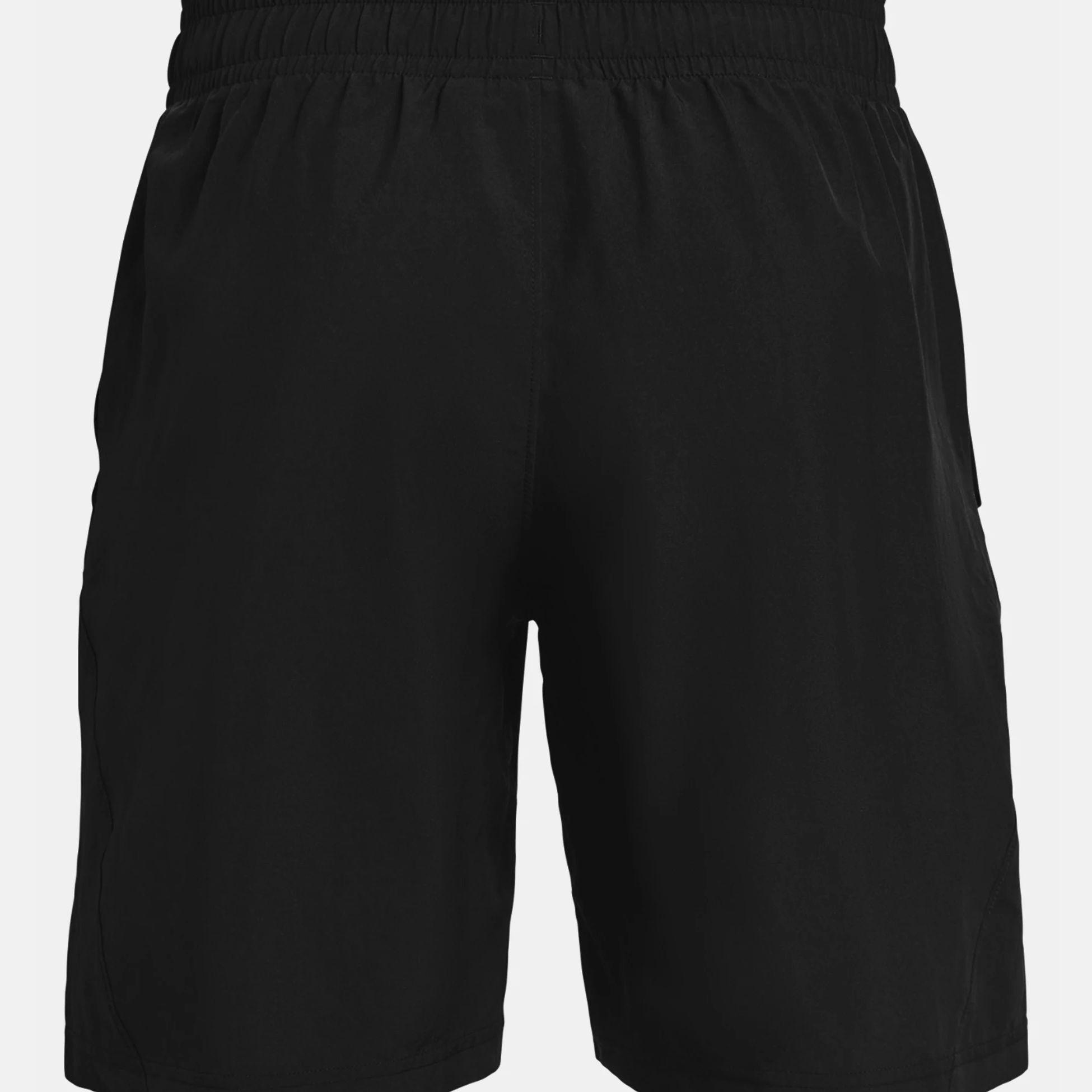 Îmbrăcăminte -  under armour UA Woven Graphic Wordmark Shorts 1433