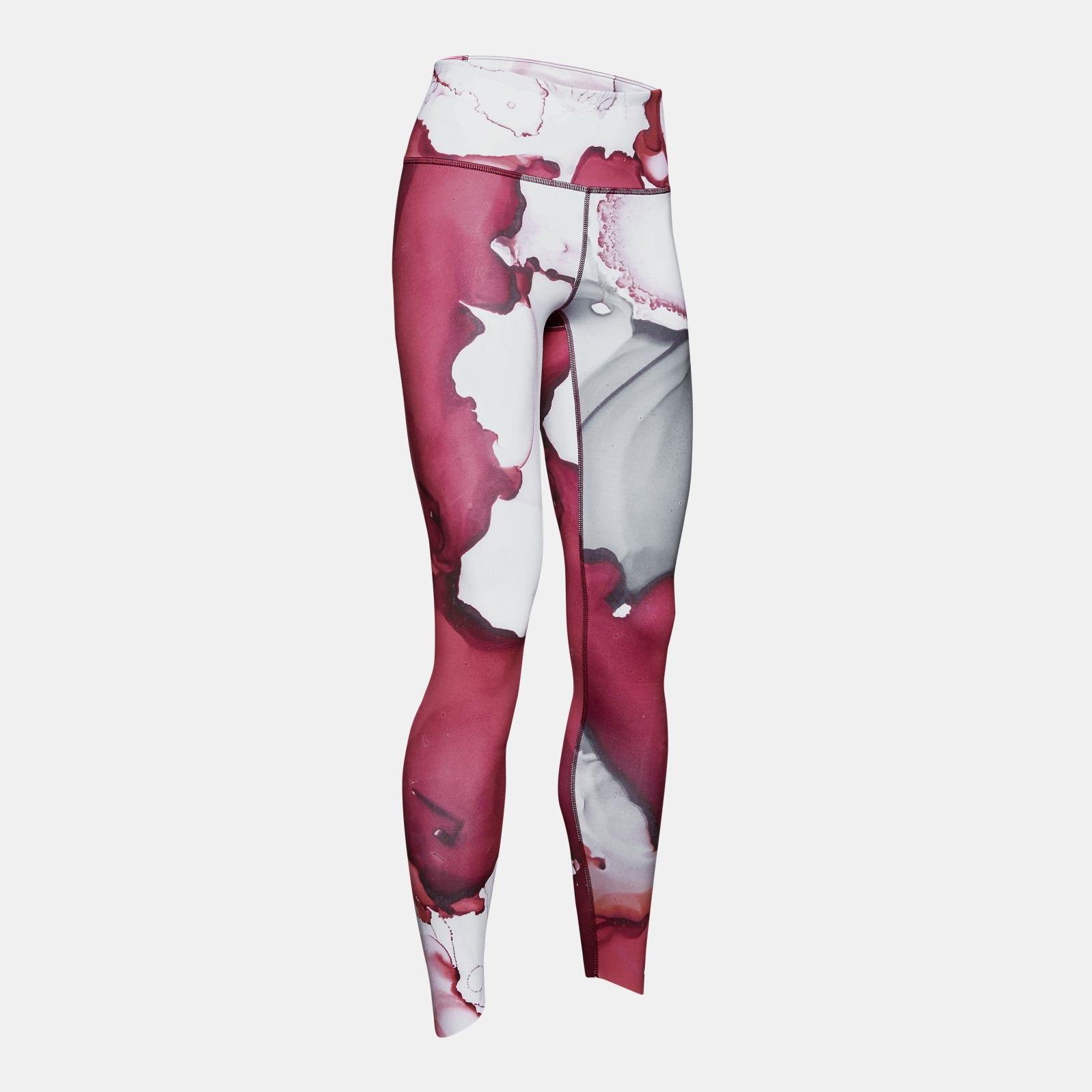 Îmbrăcăminte -  under armour UA Breathelux Printed Ankle Crop Capris 8807