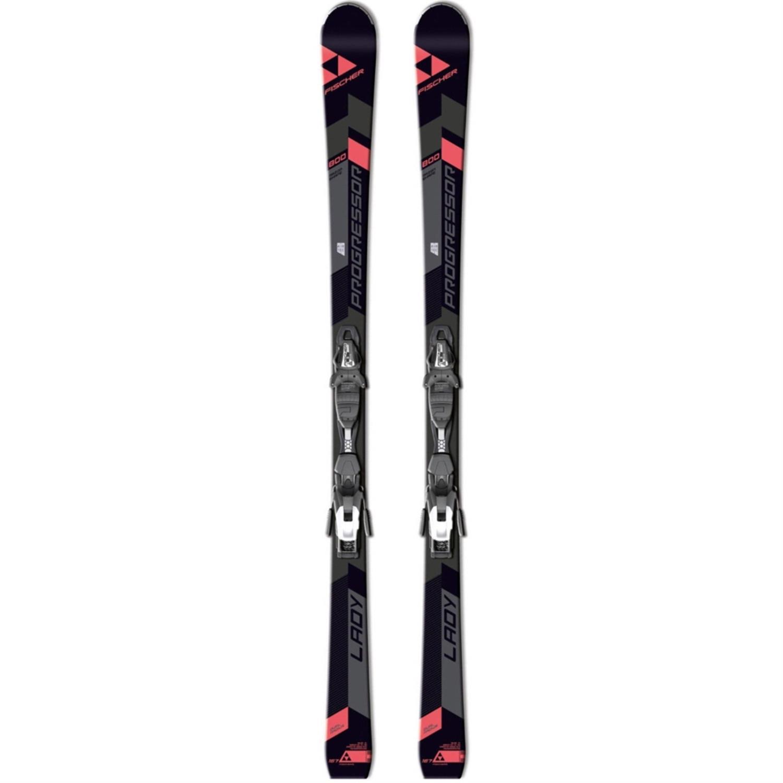 ski fischer progressor 800 lady ski. Black Bedroom Furniture Sets. Home Design Ideas