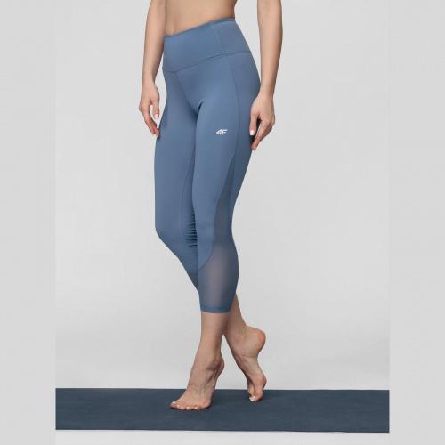 Îmbrăcăminte - 4f Colanți de antrenament pentru femei SPDF019 | Fitness