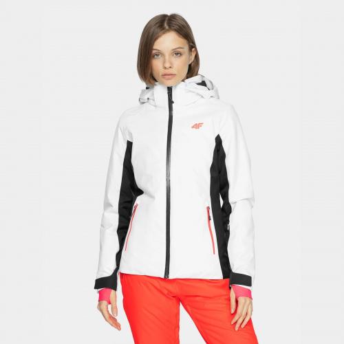 Geci Ski & Snow - 4f Jachetă de schi pentru femei KUDN007 | Imbracaminte