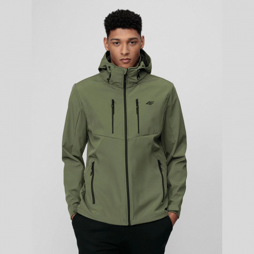 Îmbrăcăminte - 4f Jachetă softshell pentru bărbați SFM003 | Outdoor