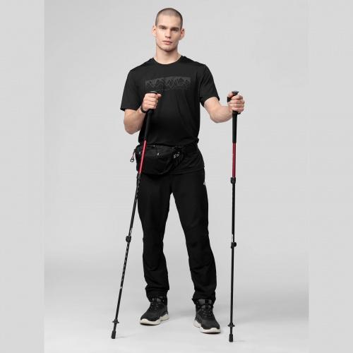 Îmbrăcăminte - 4f Pantaloni de trekking pentru bărbați SPMTR062 | Outdoor