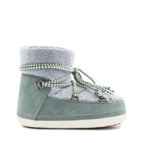 - Inuikii Boot Curly Grey | Incaltaminte