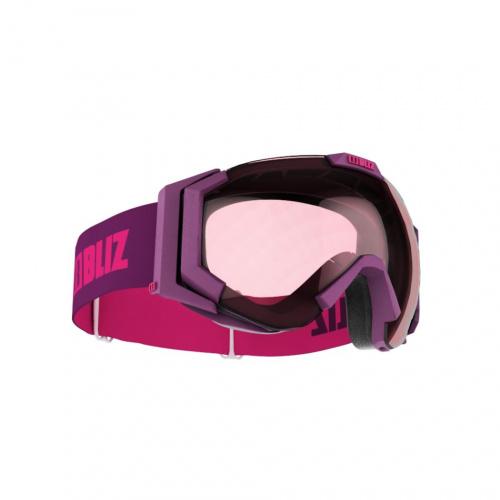 Ochelari Snowboard - Bliz Carver Smallface Contrast | Snowboard