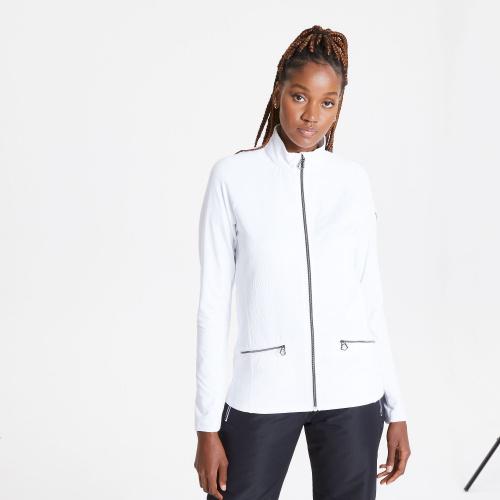 Bluze Termice - Dare2b SOLARIA II Luxe Core Stretch Midlayer | Imbracaminte