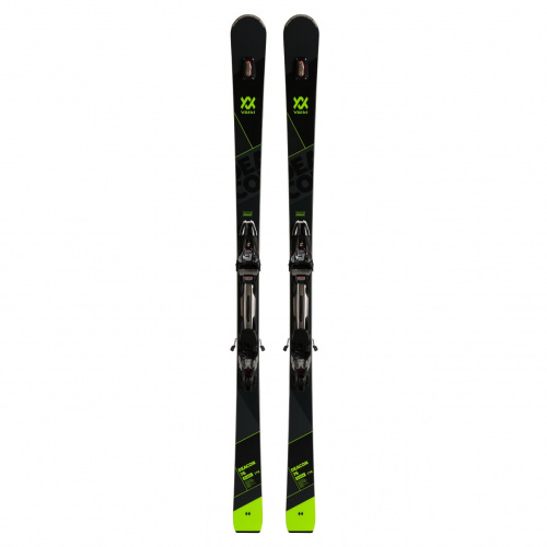 Ski - Volkl Deacon 76 Black + R Motion 12 GW | Ski