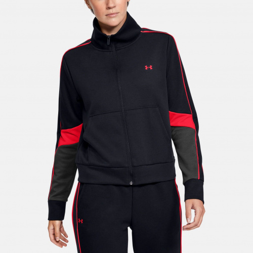 Imbracaminte - Under Armour Double Knit Full Zip 1795 | Fitness