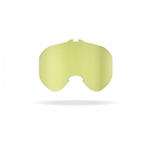 Ochelari Snowboard - Bliz Edge Spare Lens Yellow   Snowboard
