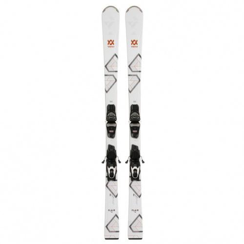 Ski - Volkl Flair 76 + VMotion 10 GW Lady | Ski