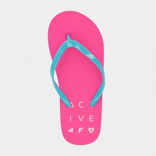 Încălțăminte - 4f Girl Flip-Flops JKLD001 | Fitness
