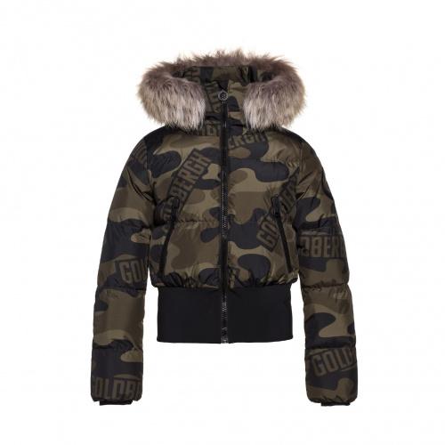 Geci Ski & Snow - Goldbergh AMBUSH Jacket real arctic raccoon fur   Imbracaminte