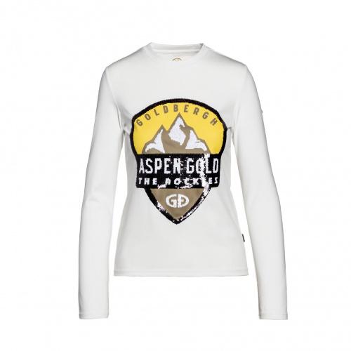 Bluze Termice - Goldbergh ASPEN Longsleeve Top | Imbracaminte