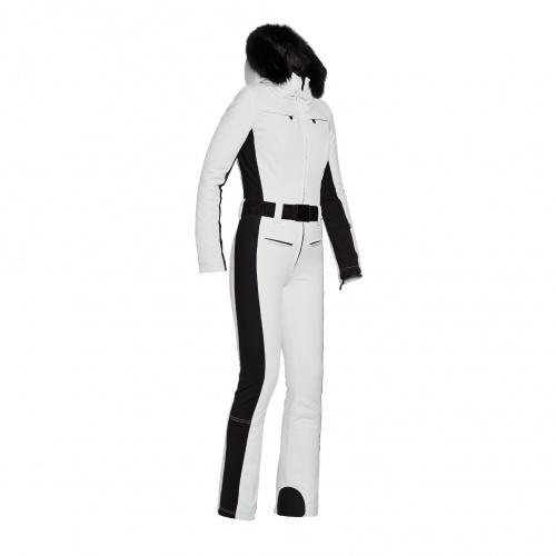 Geci Ski & Snow - Goldbergh PARRY Ski Suit real fox fur   Imbracaminte