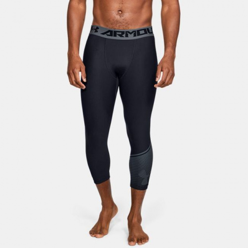 Imbracaminte - Under Armour HeatGear Armour 3/4 Leggings 1185 | Fitness