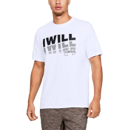 Imbracaminte - Under Armour I WILL 2.0 Short Sleeve T-Shirt 9587 | Fitness