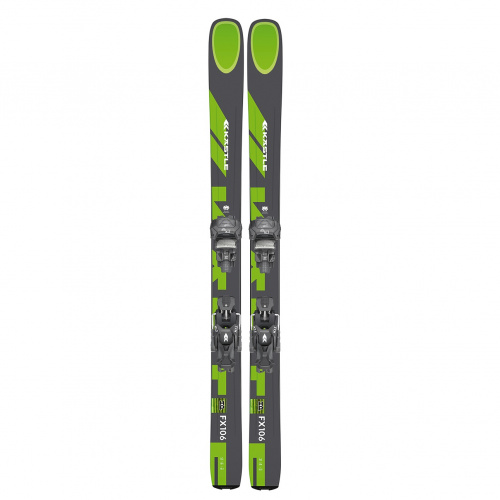 Ski - Kastle FX106 HP + K13 Attack Demo AT | Ski