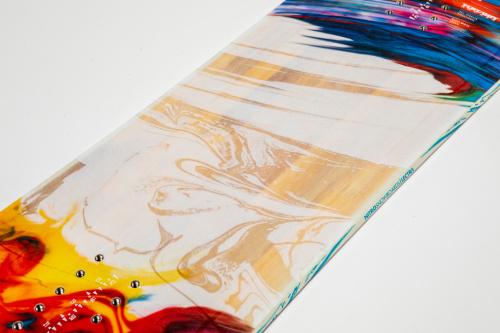 Placi Snowboard -  nitro LECTRA
