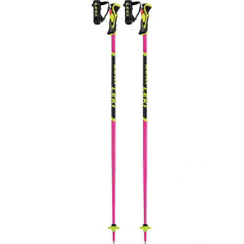Bețe Ski - Leki WCR Lite SL 3D Pink   Ski