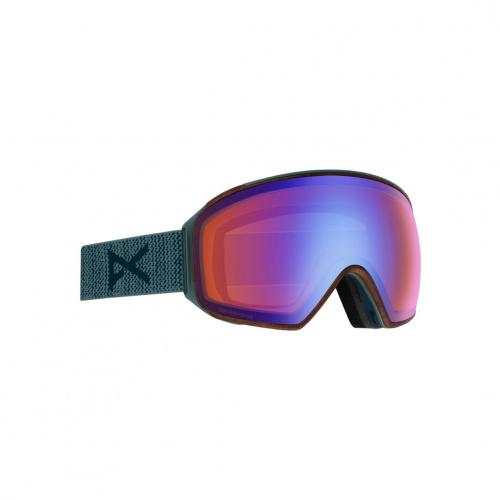 Ochelari Ski & Snow -  anon M4 Toric Sonar Goggle + Spare Lens + MFI Face Mask
