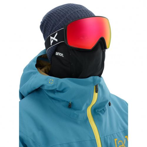 Ochelari Ski & Snow - Anon M4 Toric Sonar Goggle + Spare Lens + MFI Face Mask | Echipament-snow