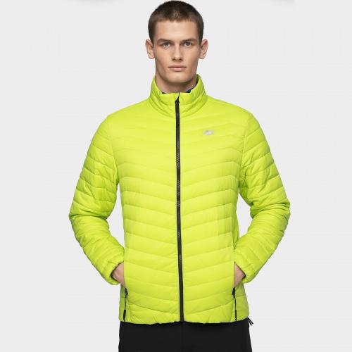 Geci Iarna - 4f Men Insulated Primaloft Jacket KUMP002A | Imbracaminte