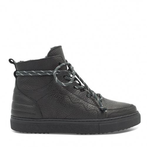 - Inuikii MEN Sneaker Low Top Leather Black | Incaltaminte