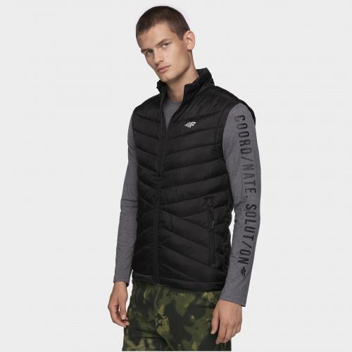 Îmbrăcăminte Iarnă - 4f Men Synthetic Down Vest KUMP001 | Sportstyle