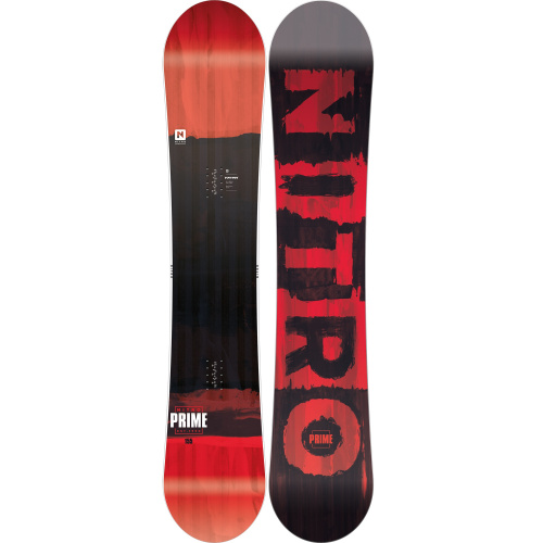 Placi Snowboard - Nitro PRIME WIDE SCREEN | Snowboard