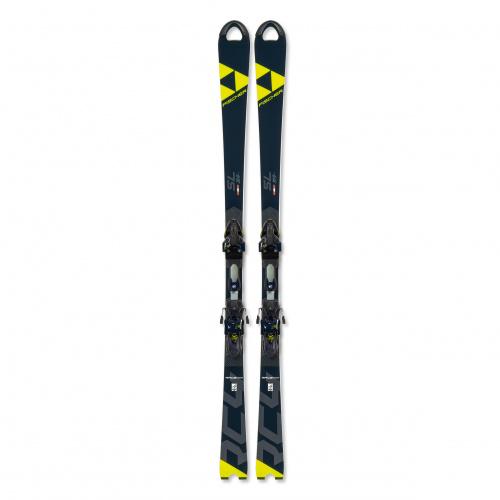 Ski - Fischer RC4 Worldcup SL Men Curv Booster + RC4 Z 18 FF X | Ski