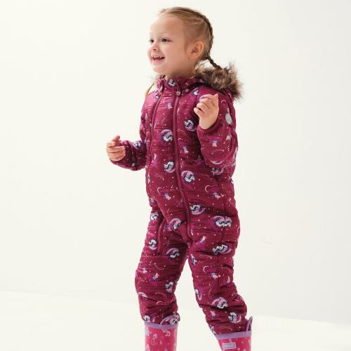 Îmbrăcăminte - Regatta Peppa Pig Insulated Puddle Suit | Outdoor