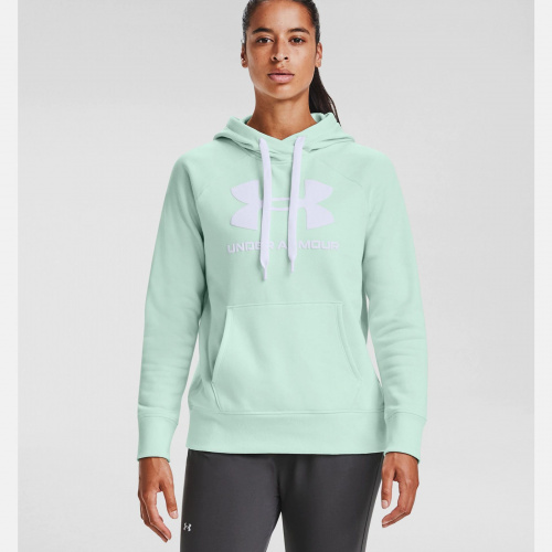Imbracaminte - Under Armour Rival Fleece Logo Hoodie 6318 | Fitness