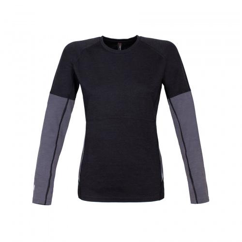 Bluze Termice - Rock Experience Moonstone LS Women Thermal Shirt  | Imbracaminte