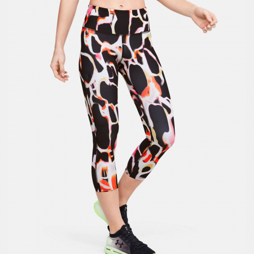 Imbracaminte - Under Armour RUSH Electric Printed Crop 3971 | Fitness