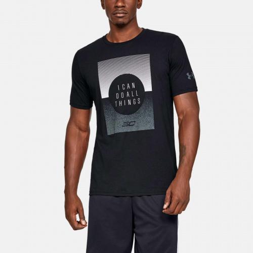 Imbracaminte - Under Armour SC30 ICDAT Eclipse T-Shirt 6721 | Baschet
